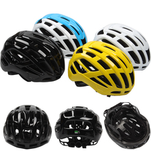 RACEWORK ultralight bike helmet Aerodynamic MTB Road bicycle helmet 54-58mm цена