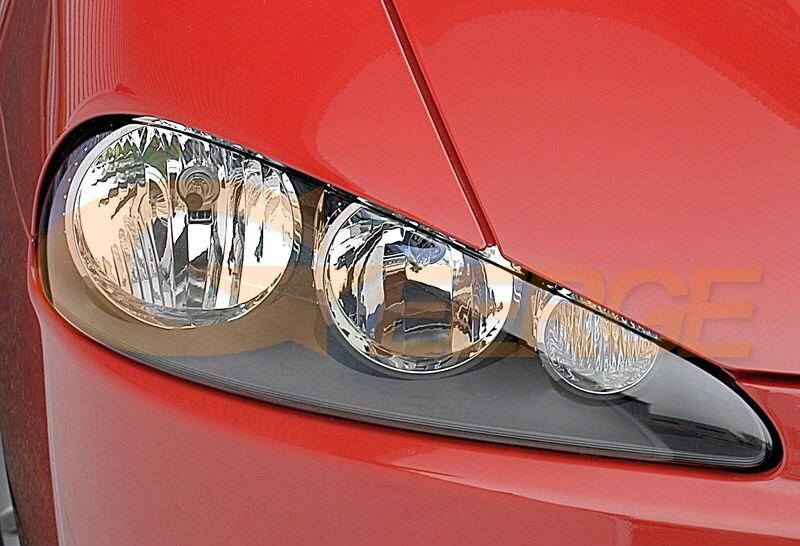 Self Adhesive Chrome Effect Angel Halo Badge for Volvo C30 C70 S40 ...