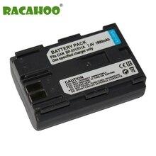 BP-511A BP 511A 7.4 В 1800 4000mahrechargeable аккумулятор камеры для Canon 40D 300D 5D 20D 30D 50D BP-512 BP-508 ZR30