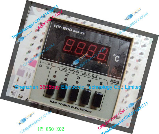 NEW temperature controller HY-850-K02