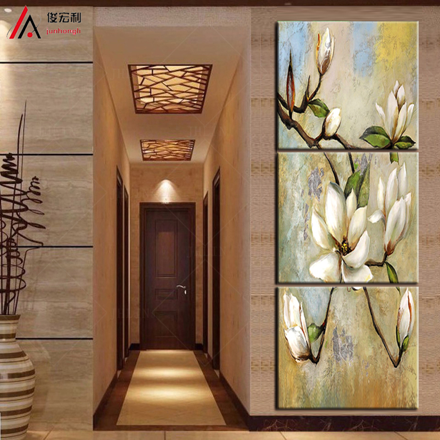 Online kaufen großhandel abstract flowers art aus china abstract ...