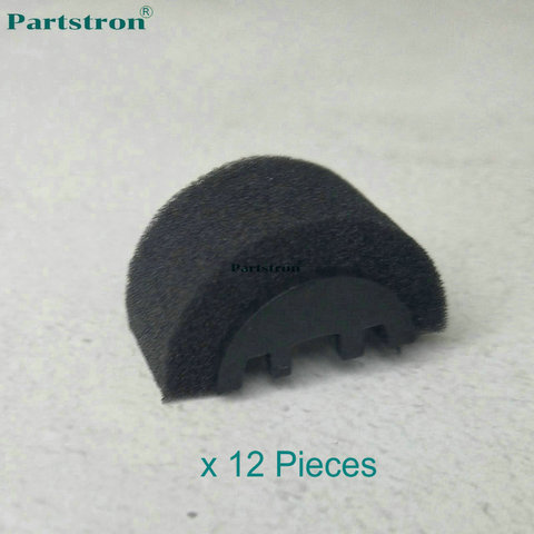 pecas de paginacao 12 esponja rolo para uso em konica minolta 950 951 1051 1200