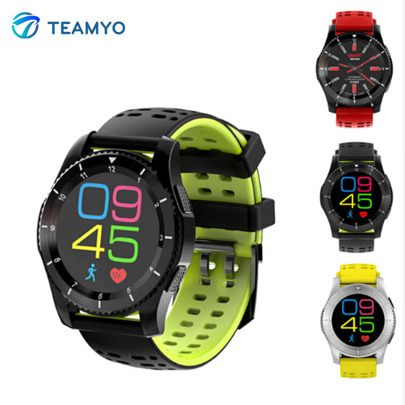 Teamyo GS8 Smartwatch men Bluetooth4.0 fitness tracker SIM Card Heart Rate watch Blood pressure sport smart wristband smartwatch mochu 23128 23128ca 23128ca w33 140x225x68 3003728 3053728hk spherical roller bearings self aligning cylindrical bore