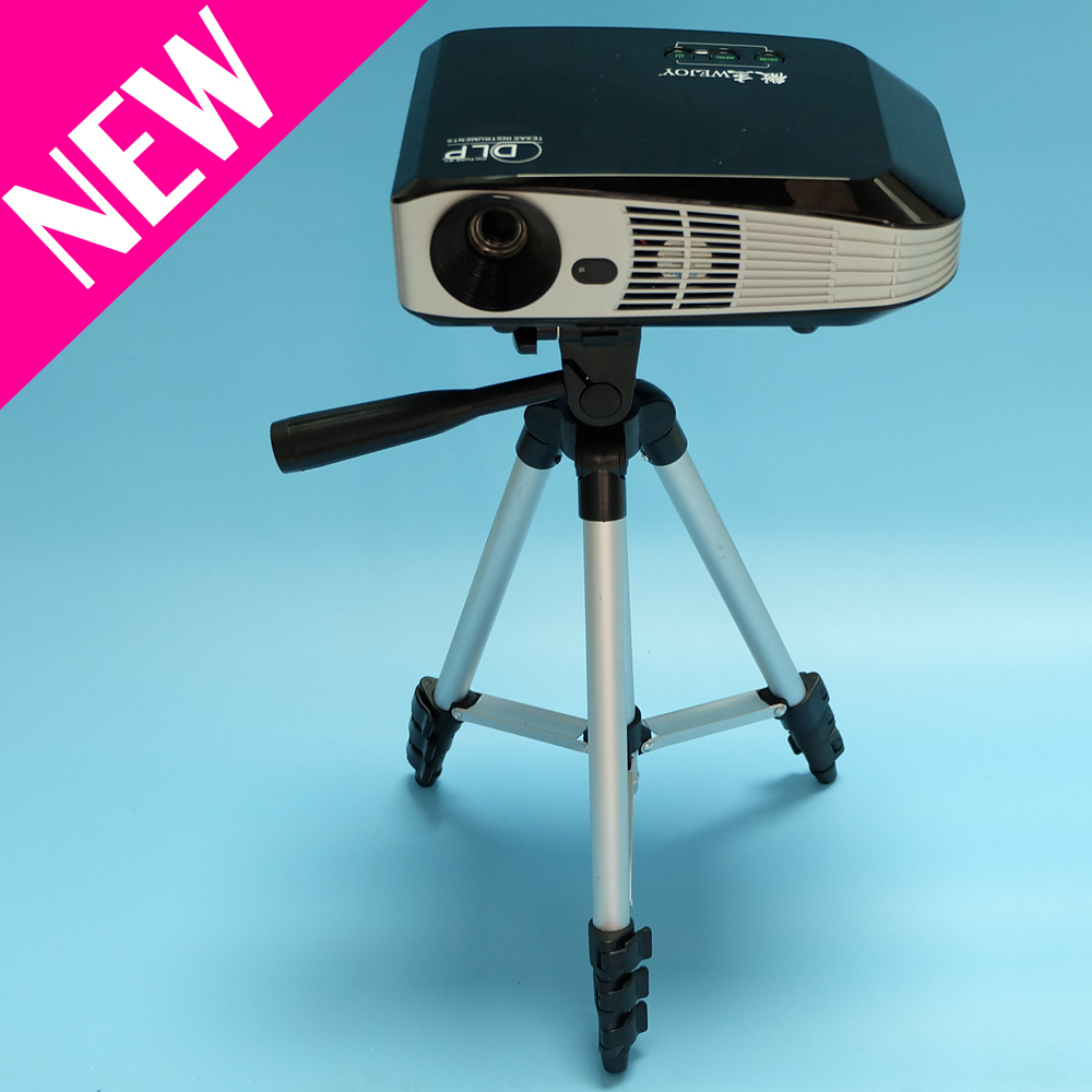 Professional Portable Tripod Projector Tripod Holder Stretchable Bracket Selfie Stick for DLP Beamer Mini Projector