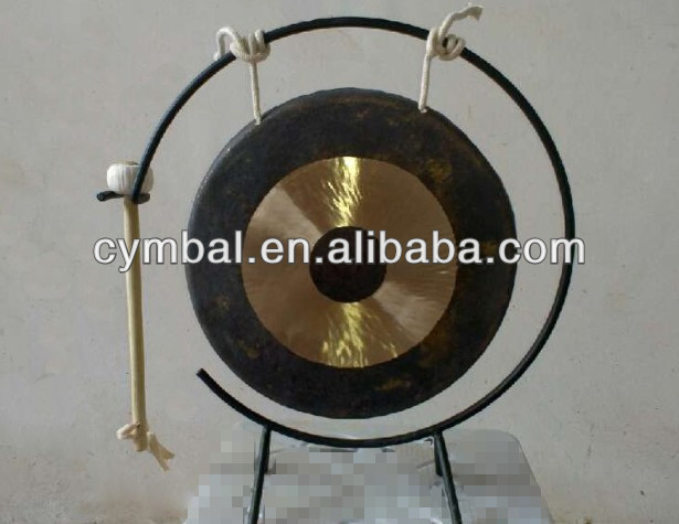 Percussion Musical Instruments Traditional Chinese 6'' Chau Gong