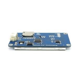 "Image 4 - 2.4 ""Nextion Hmi Intelligente Smart Usart Uart Seriële Touch Tft Lcd Module Display Voor Raspberry Pi 2 Een + B + Uno R3 Mega2560"