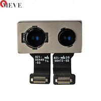 5pcs Lot Original Back Camera For Apple IPhone 7 Plus 5 5 Inch Double 12MP Rear