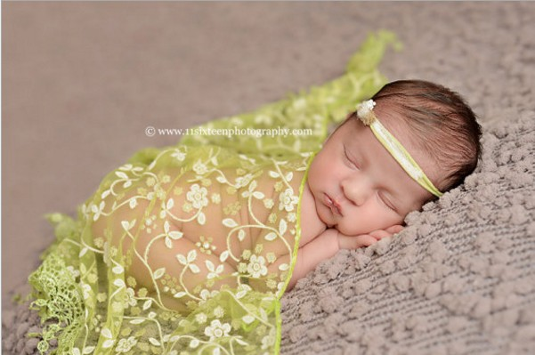 New Europe Baby photography Wrapping studio newborn baby blanket pictures wrapped yarn tassel cloth covered towel props