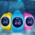 Lemado 520 s crianças bonitos jóia tela smart watch wifi gps + lbs desligamento remoto IP68 à prova d' água relógio de pulso para crianças PK q90 q80
