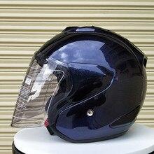 Vendita calda ARAI R4 moto rcycle casco jet Vintage casco Aperto del fronte retro 3/4 casco mezzo del fronte casco moto capacete moto ciclismo, capacete