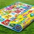 2016 Novo Estilo de Jogar Mat 200*160 CM Fruit Millionaire Jogo da Praia Mat Piquenique Bebê Engatinhando Tapete Crianças brinquedo