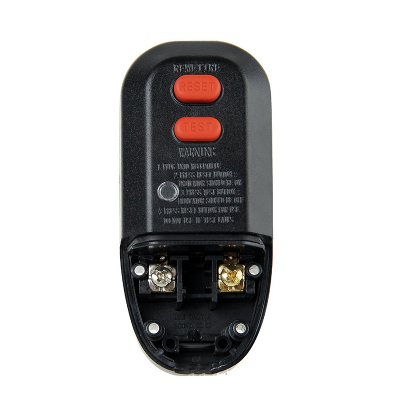 Mini Household Leakage Protection Plug 120V 10A Electrical Safety ...