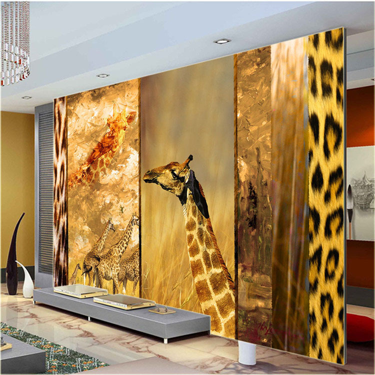 tapeten afrika style wohnzimmer with tapeten afrika style. Black Bedroom Furniture Sets. Home Design Ideas