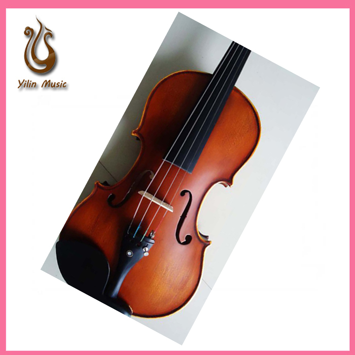 Ebony fingerboard solid wood violin free shipping violin Vibeline