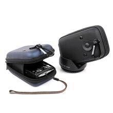 EVA Saco Da Câmera Digital Hard Case Para SONY RX100 RX100II RX100 M3 IV M5 V HX60 HX9 HX20 HX30 HX50 WX300 H90 HX80 HX90 WX500 Capa