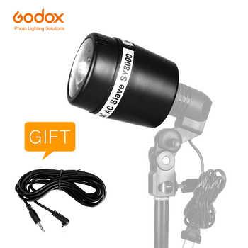 Godox SY8000 Studio E27 Screw AC Slave Studio Flash Strobe Bulb Light - SALE ITEM Consumer Electronics