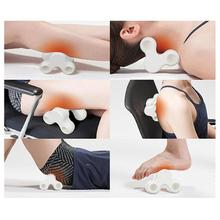 Cervical Massager Muscle Relaxation Point Pillow Neck Leg Body Acupressure Massage Manual Massage Tool L4