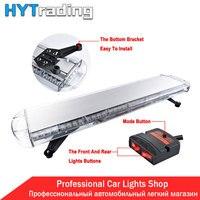 72LED Police Lights Car Flashing Lights Bar Tow Truck Emergency Beacon Warning Lamp Plow Strobe LED Amber/White/Blue/Red
