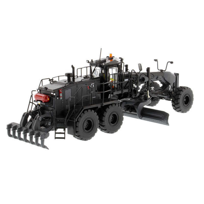 Collection Diecast 1/50 Scale1:50 18M3 Motor Grader Special Edition Black Version Excavator 85522