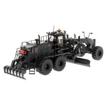 Collection Diecast 1/50 Scale1:50 18M3 Motor Grader Special Edition Black Version Excavator 85522 цены онлайн