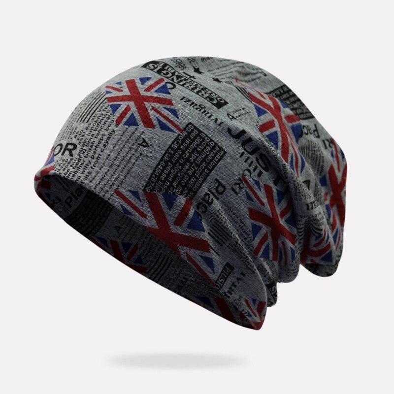 Invierno Gorro de Lana Beanie Sombrero Caliente de la Bandera Británica  Para Las Mujeres Femeninas Sombrero Sombrero de La Muchacha de Punto fino  Cordón Del ... 8e2a36d2ad5