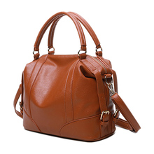 Fashion Shoulder Bag Women Leather Luxury High Quality Tote Handbags 2019 Crossbody Bags for Women Multiple Colors Choose JY8090