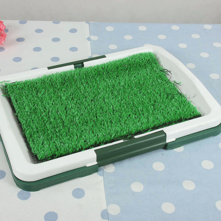 buy with grass toilet tray in the house indoor use dog litter box dog lawn. Black Bedroom Furniture Sets. Home Design Ideas