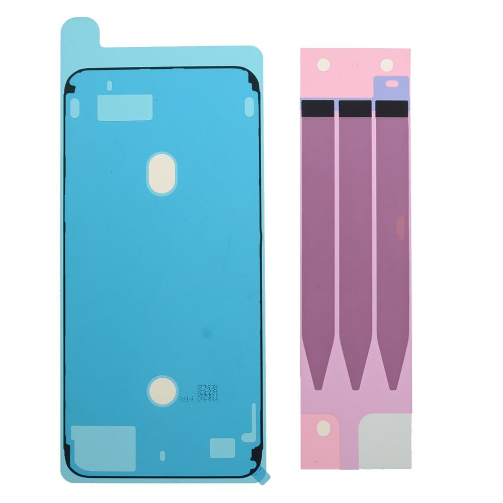 Ori Battery Adhesive Strips Tape Glue For iPhone 6S 6SP 7 7P 8 8P Plus 11 Pro X XR XS Max LCD Frame Waterproof Stickers Repair(China)