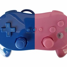 Classic ABS Wired Game Controller Gaming Remote Pro Gamepad Shock Joypad Joystick For Nintendo Wii First and Second Generation