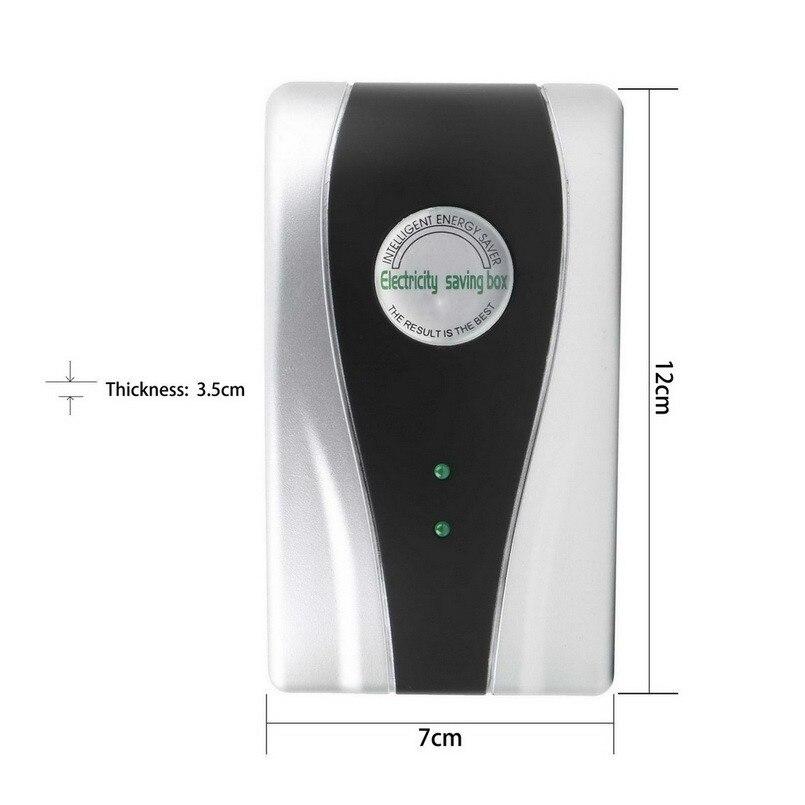 Интеллектуальное устройство для экономии электроэнергии 90 V-250 V тип энергосберегающая коробка EU/US вилка прямая поставка для домашнего офиса фабрика