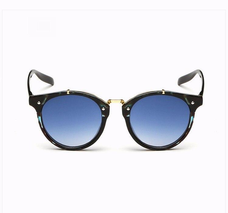 Fashion Vintage Round Sunglasses Women Men Brand Designer Retro Mirror Sunglass Ladies Female Male Sun Glasses For Women Glasses (12)