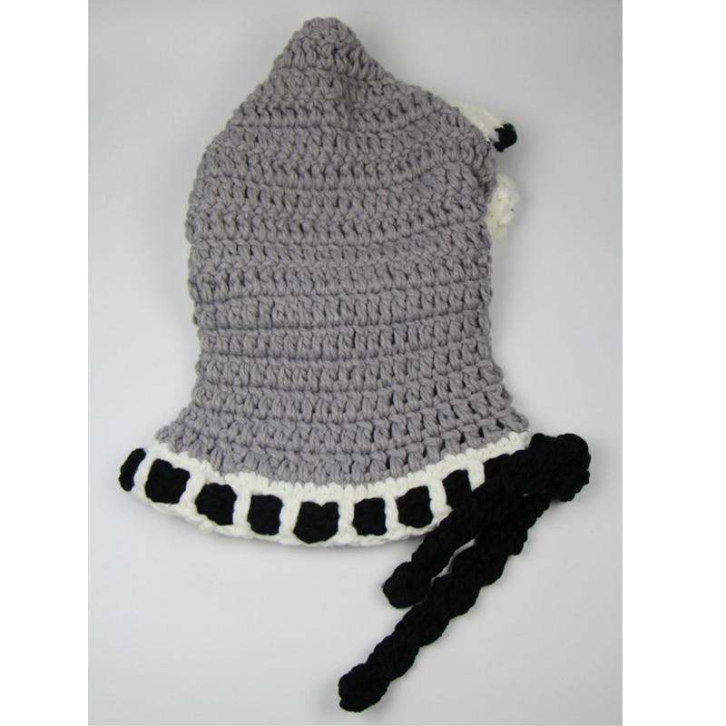 Kids Warm Winter Neck Wrap Fox Scarf Caps Fashion Cute Children Wool Knitted Hats Baby Girls Shawls Hooded Cowl Beanie Shapka
