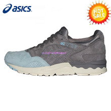 Newest ASICS Lifestyle Men Cushioning Retro Running Shoes Sports Outdoo