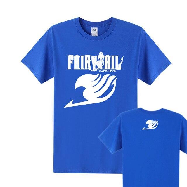 Classic Fairy Tail logo + symbol t-shirt