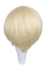 Short Straight Boy Party Hair Wigs