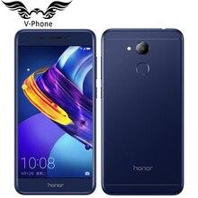 """Ursprünglicher Huawei Honor V9 Spielen 4G LTE Handy 5,2 """"4/3 GB RAM 32 GB ROM MTK6750 Octa-core 3000 mAh Fingerabdruckspeicherung Smartphone"""