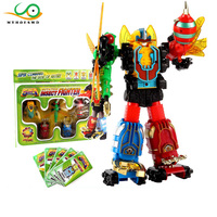 MYHOESWD Insect Robot Deformation Toys Action Figure Transformation Robot Monster Toy for Kids Model Toy Boys Juguetes for Gifts