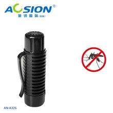 AOSION Китай патент Кемпинг Мини Портативный Ультра звуковой электронный анти москитные насекомых Отпугиватель Вредителей