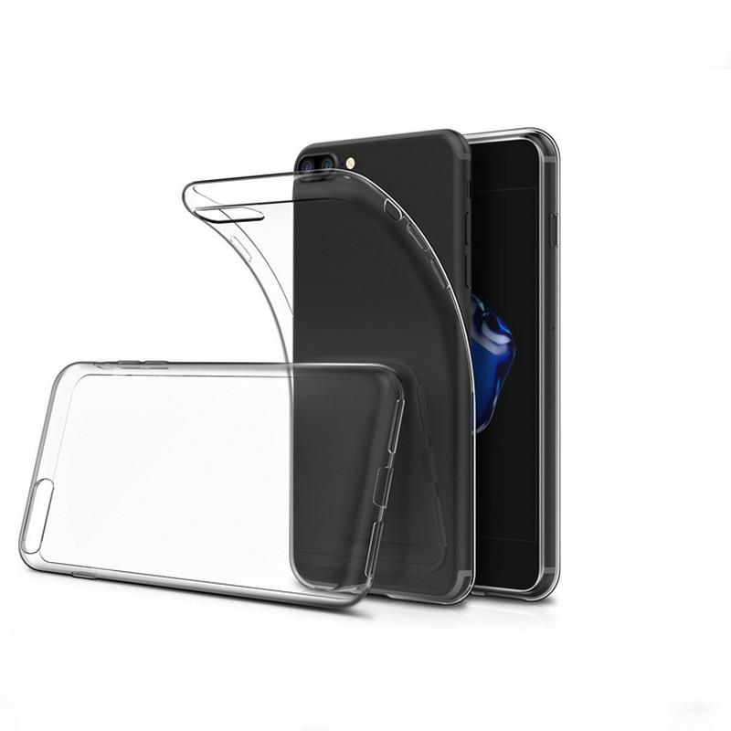10 PCS Ultra Thin Slim Transparent Cover Clear Soft TPU Case For iPhone 7 6 6S Plus 5 5S 5C SE