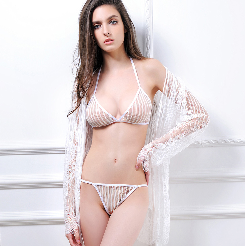 Online Get Cheap Strappy White Lingerie -Aliexpress.com | Alibaba ...