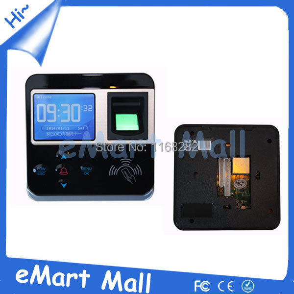 ФОТО Free software Realand color screen TCP/IP usb fingerprint access control system Door Access Control RFID MF211