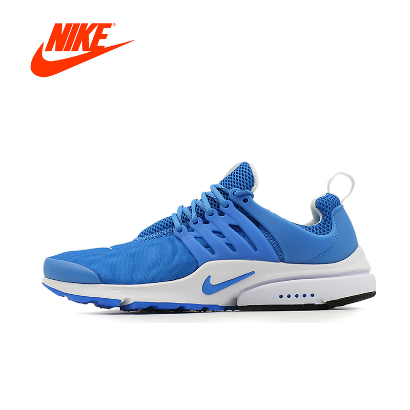 Original New Arrival Official NIKE Breathable Fall AIR PRESTO Men's Running Shoes Sneakers кроссовки nike air presto br qs 789869 001 100