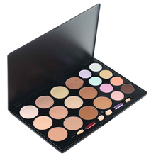 Brand New Professional 20 Colors Contour Face Cream Makeup Concealer Palette Powder Hot Sale Make Up Beauty Cosmetic