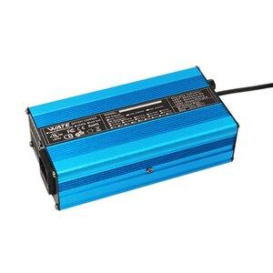 Image 4 - Carregador inteligente de bateria lifepo4 58.4v 4a, carregador inteligente para bateria 16s 48v lifepo4