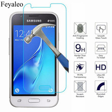 J1 Mini 9H Tempered Glass For Samsung Galaxy J1 Mini (2016) J1 Nxt J105 J105F J105H Screen Protector Protective Guard Film Case цены