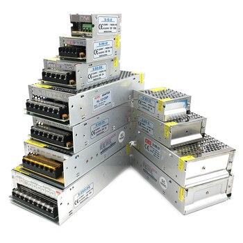 цена на Power Supply For RGB led strip light Lamp DC 5V 12V 24V 3A 5A 10A 15A 20A 5 12 24 V Led Light Strip RGB Power Adapter Supply