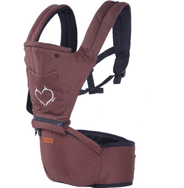 Promoção! Estilingue do bebê mochila portador de bebê portador de bebê envoltório do bebê canguru atividade & gear ergonômico