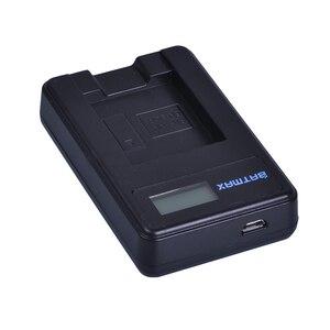 Image 5 - Batería EN EL19 EN EL19 + cargador LCD para Nikon Coolpix S32 S33 S100 S2500 S2750 S3100 S3200 S4200 S4400 S6400 S6500 S6600, 3 uds.