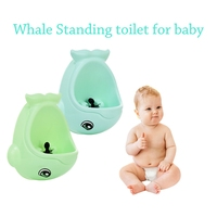Baby Boy Potty Training Urinal Animal Toilet Children Toddler Boys Pee Vertical Stand Infant Wall Mounted