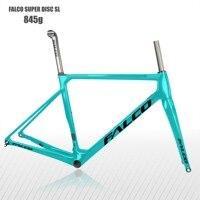 2020 FALCO Super Disc Road Bikes Carbon Frame T1000 Carbon Fiber 49 52 54 56 59cm